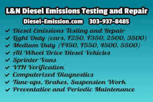 Diesel-Emission.com Services